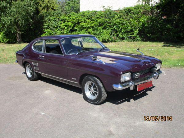 1970年 フォード カプリ 3000 E